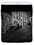 Montmartre After Dark Duvet Cover