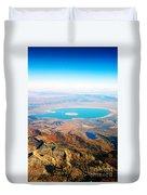 Mono Lake - Planet Earth Duvet Cover
