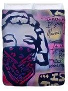 Monroe Gangstah Duvet Cover
