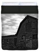 Montana Barn Duvet Cover