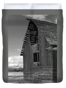 Montana Weathered Barn Duvet Cover