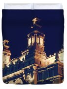 Monte Carlo Casino's Ocean View Duvet Cover