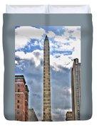 Monument Duvet Cover