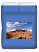 Monument Valley Arizona  Duvet Cover