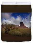 Monument Valley Vista Duvet Cover