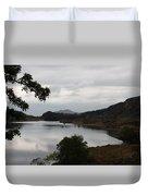 Moody Lake - Ring Of Kerry - Ireland Duvet Cover
