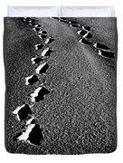Moon Walk Duvet Cover by Empty Wall