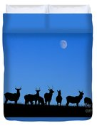 Moonlighting Duvet Cover