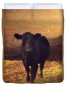 Moooo Cow  Duvet Cover