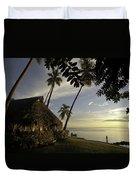 Moorea, Society Islands Duvet Cover