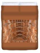 Moorhead Stave Church 20 Duvet Cover