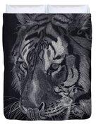 Moquito El Tigre Duvet Cover