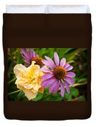 Morning Bouquet Duvet Cover