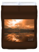 Morning Expressions Duvet Cover