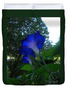 Morning Glory 01 Duvet Cover