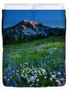 Morning Majesty Duvet Cover
