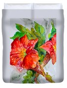 Morning Revelry Duvet Cover