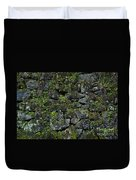 Moss And Stone Duvet Cover