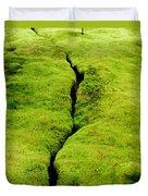 Moss Forest Duvet Cover