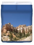 Mossy Cave Trail Duvet Cover