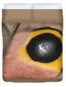 Moth Automeris Zozine Detail Of False Duvet Cover