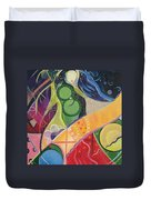 Mother And Matter Duvet Cover