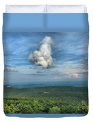 Mother Natures Naughty Toy Duvet Cover
