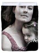 Motherhood Duvet Cover