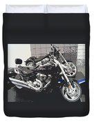 Motorcycle Ride - Five Duvet Cover