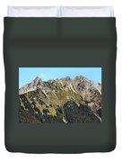 Mount Baker National Forest Duvet Cover