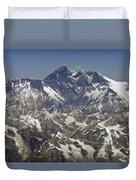 Mount Everest Duvet Cover