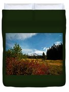 Mount Hood Oregon Duvet Cover