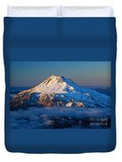 Mount Jefferson Duvet Cover