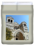 Mount Tabor Duvet Cover