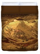 Mountain Buds Duvet Cover