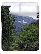 Mountain Road Duvet Cover