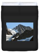 Mountain's Majesty Duvet Cover