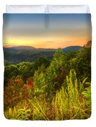 Mountainside Duvet Cover