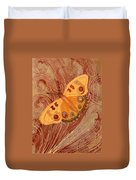 Movement Butterfly Duvet Cover