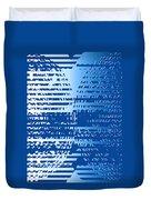 Moveonart Bracefortheshift Duvet Cover