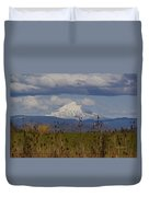 Mt Mclaughlin Springtime Duvet Cover