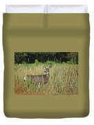 Mule Deer Winthrop Wa 9176 Duvet Cover