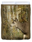Mulie Buck 3 Duvet Cover