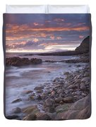 Mullaghmore Head, Co Sligo, Ireland Duvet Cover