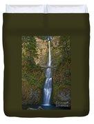 Multnomah Falls 2 Duvet Cover