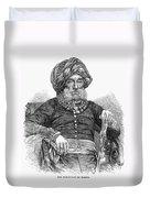 Mummadi Krishnaraja Wadiyar Duvet Cover