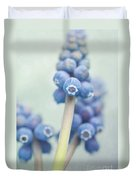 Muscari Duvet Cover