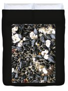 Muscles And Barnacles Duvet Cover