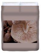 Mushroom Gills Duvet Cover