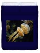Mushroom Jellyfish Duvet Cover